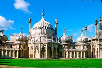 Royal Pavillion in Brighton